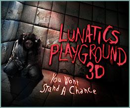 LUNATICS PLAYGROUND 3D | YOU WON'T STAND A CHANCE