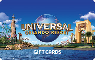 Universal Orlando Resort™ Gift Cards