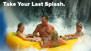 Take Your Last Splash.