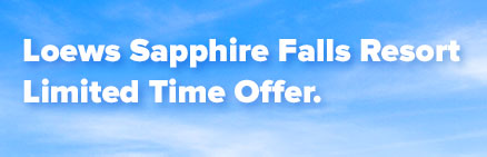 Loews Sapphire Falls Resort Limited Time Offer