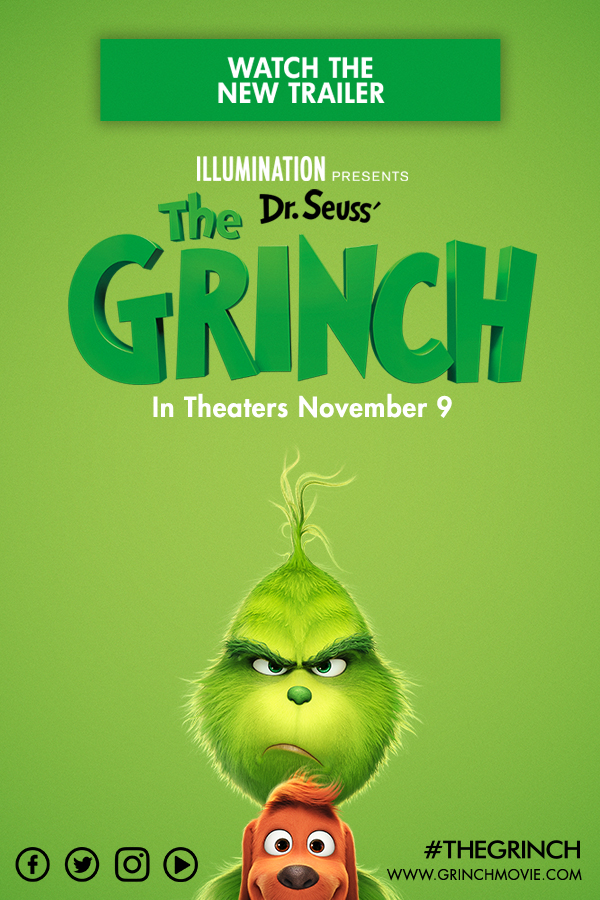Dr seuss how the grinch stole