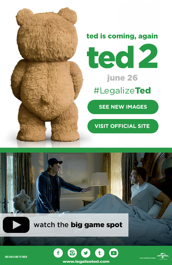 Ted 2 - Big Game